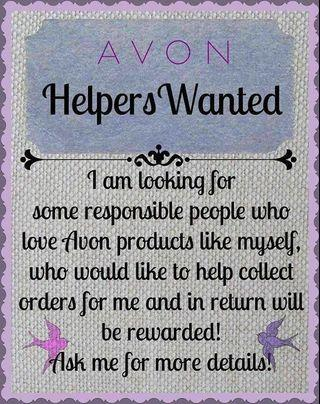 Helpers wanted