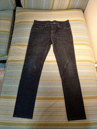 Uniqlo skinny fit牛仔褲