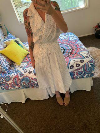 Vintage dress #SwapAU