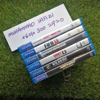 PS Vita Original Games Clearance