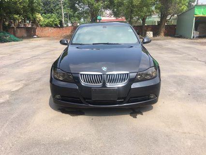寶馬2005 BMW 320