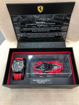 Ferrari Red Aspire Watch Special Edition