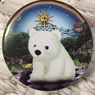 熊仔曲奇餅鐵盒