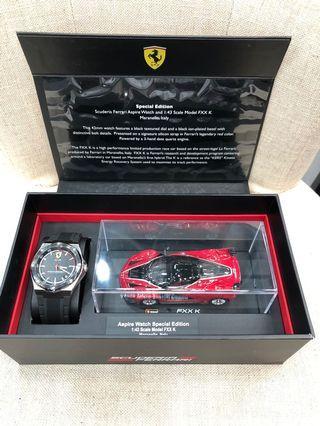 Ferrari Black Aspire Watch Special Edition