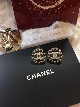 Chanel Earrings水貨