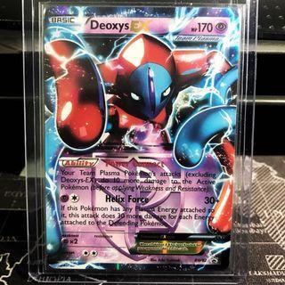 Deoxys EX - BW82 - Ultra Rare
