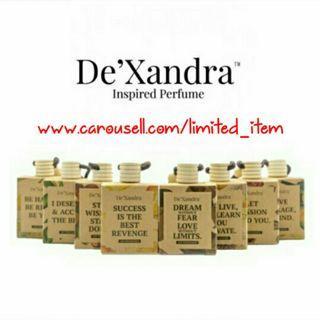 (FREE POSTAGE!) Dexandra Air Freshener Car / Room Perfume 10ml
