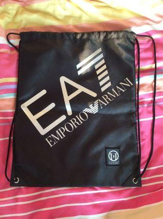Emporio Armani Gym/String Bag