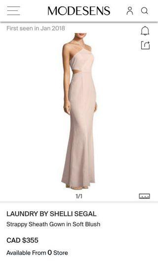 ❗️PRICE DROP❗️Prom dress (size 0)