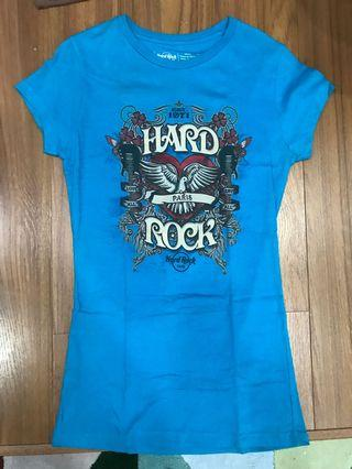 Hard Rock Tshirt (Paris)