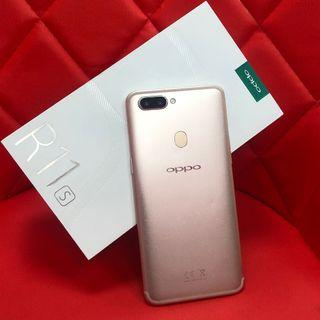 Oppo R11S 64gb rose gold