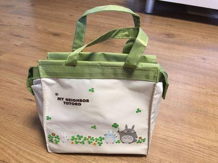 龍貓保温飯盒袋