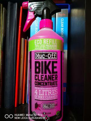 Muc-Off Bike Cleaner (with SPRAY)