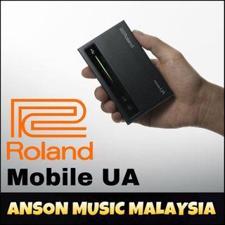 Roland Mobile UA USB Audio Interface