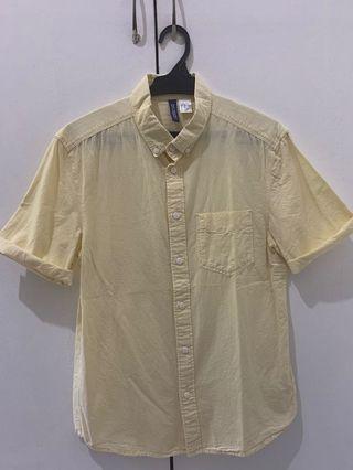 H&M Divided Short Sleeve Shirt