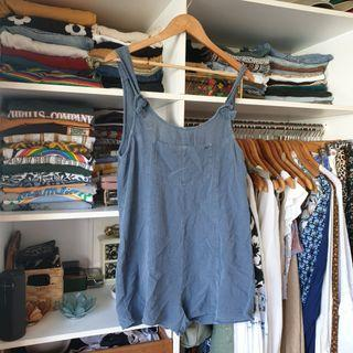 Ripcurl playsuit overalls BNWOT