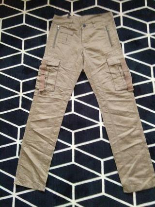 Designer cargo pant blackbarrett