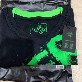 Authentic Razer T-Shirt XL