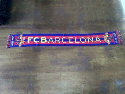 Syal Barcelona FC original
