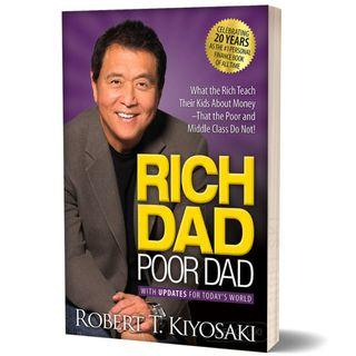 - IN STOCK - Rich Dad Poor Dad Book