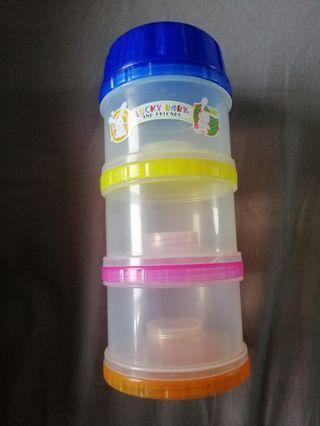 # blessing: lucky baby milk powder dispenser