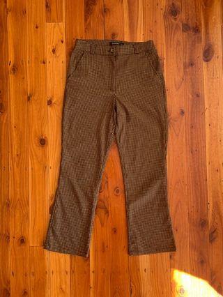 Check Pants Size 6