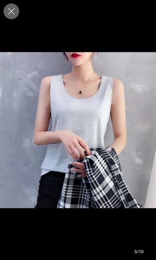可換物休閒百搭寬鬆圓領棉衫