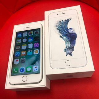Iphone6's 64g silver