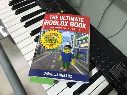 ultimate roblox book by david jagneaux