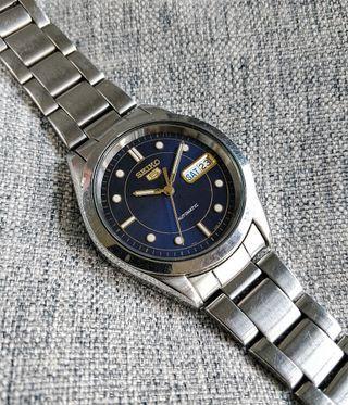 Rare Discontinued Seiko Black Bay 36 Tudor Homage 7s26-0420