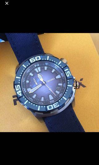 Bnib seiko limited edition watch
