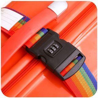 Luggage Strap w Combi Lock  #EndgameYourExcess