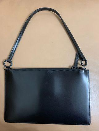 Opening Ceremony leather pouch (bag/handbag)