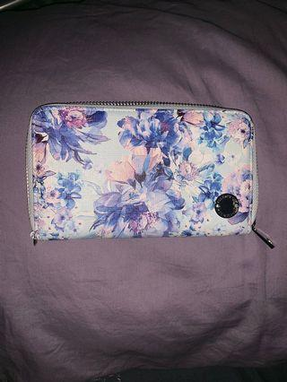 Forever New floral wallet