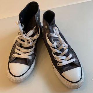 🚚 All star 高筒鞋九成以上新