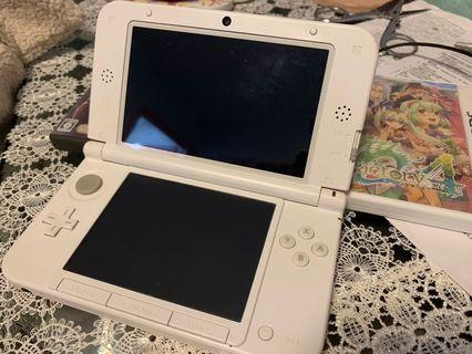 3DS LL 送兩隻game 不議價