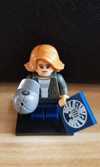 Captain Marvel Minifigure