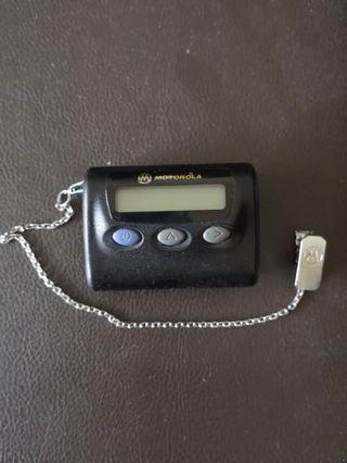 🚚 Motorola Pager Vintage
