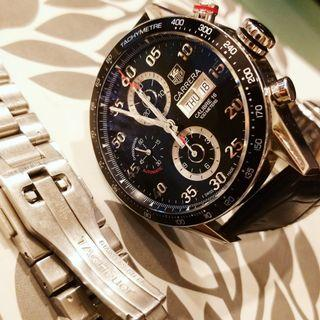 (High Offer bid Now RM6k2)Tag Heuer Carrera CV2A10