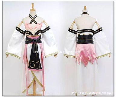 2nd hand Date A Live Cosplay Costume