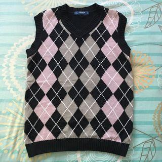 Coach Knitted Vest
