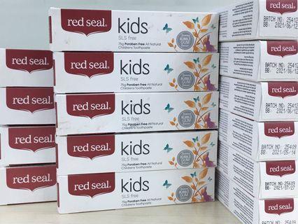 新西蘭 Red Seal 兒童牙膏