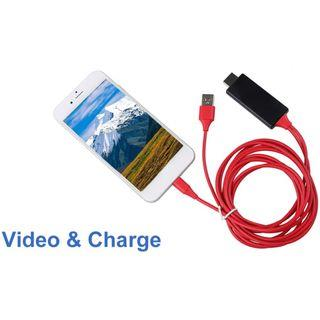 iPhone Lightning to HDTV HDMI Cable