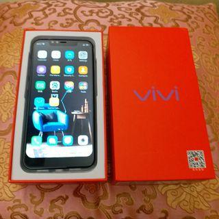 (brand new FULL SET) vivi V15 mobile phone [china version] (6.13inch screen/8g ram/128gb rom/dual sim)