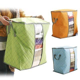 ready stock Storage Bag 2in1 home clothing storage bag
