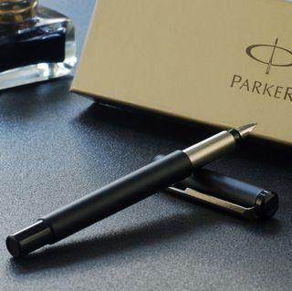 Parker Fountain Pen - Vector