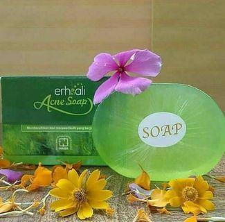 Erhsali acne soap NASA
