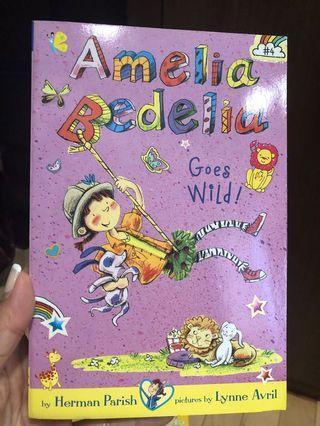 Amelia Bedelia - Goes Wild #4