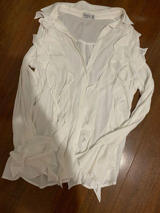 Prem the label Austria blouse