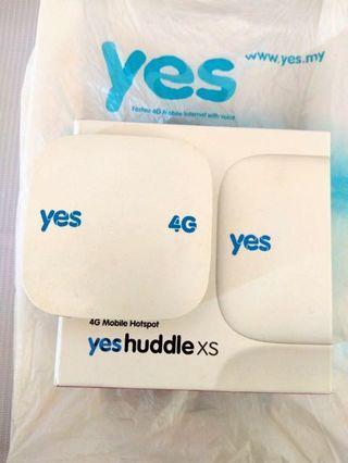 Wifi Broadband Huddle Yes 4g